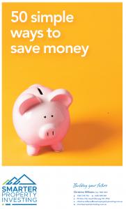 50 simple ways to save money