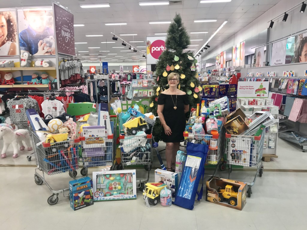 Kmart Wishing Tree donation